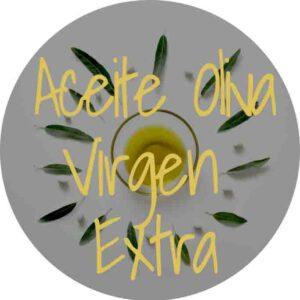 Aceite Oliva Virgen Extra